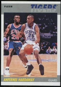 2011/12 Upper Deck Fleer Retro 1987-88 #AH Anfernee Hardaway