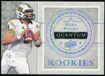 2013 Upper Deck Quantum '14 Draft Picks Silver Spectrum #XRC15 Blake Bortles /25