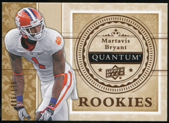 2013 Upper Deck Quantum '14 Draft Picks #XRC14 Martavis Bryant /175