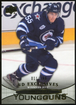 2011/12 Upper Deck Exclusives #248 Mark Scheifele YG /100