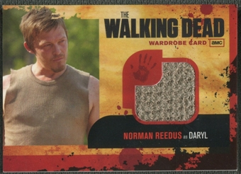 2011 The Walking Dead #M11 Norman Reedus as Daryl Wardrobe Memorabilia