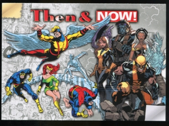 2014 Upper Deck Marvel Now Then and Now #TNSB X-Men