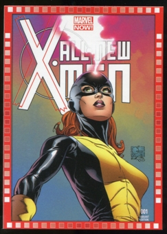 2014 Upper Deck Marvel Now Variant Covers #103JQ AllNew XMen #1