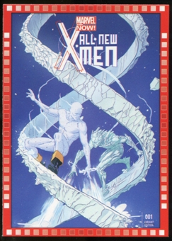 2014 Upper Deck Marvel Now Variant Covers #103PR AllNew XMen #1