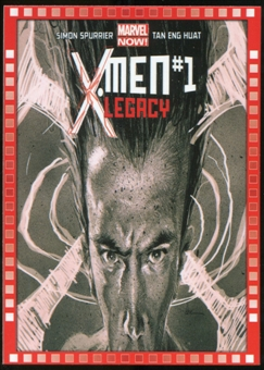2014 Upper Deck Marvel Now Variant Covers #111KA XMen Legacy #1
