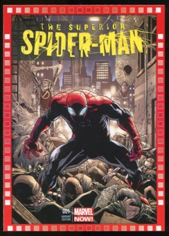 2014 Upper Deck Marvel Now Variant Covers #119GC The Superior SpiderMan #1