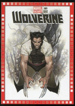 2014 Upper Deck Marvel Now Variant Covers #127OC Wolverine #1