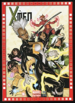 2014 Upper Deck Marvel Now Variant Covers #128TD XMen #1 (Now!)