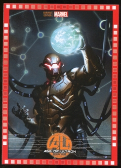 2014 Upper Deck Marvel Now Variant Covers #129DJ Age of Ultron