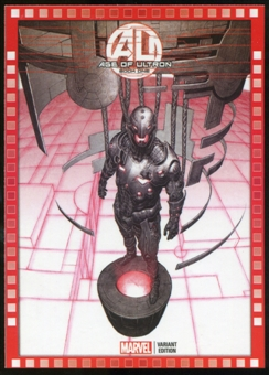 2014 Upper Deck Marvel Now Variant Covers #129RK Age of Ultron