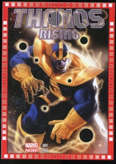 2014 Upper Deck Marvel Now Variant Covers #130DJ Thanos Rising