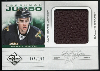 2012/13 Panini Limited Freshman Jumbo Materials #FJRS Reilly Smith /199