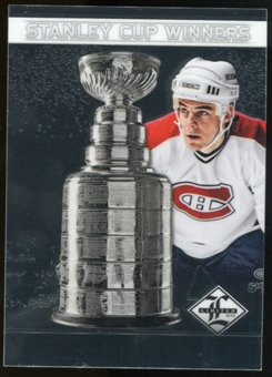 2012/13 Panini Limited Stanley Cup Winners #SC7 John LeClair /199