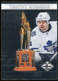 2012/13 Panini Limited Trophy Winners #TW47 Phil Kessel /199