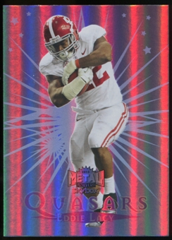2013 Upper Deck Fleer Retro Metal Universe Quasars #Q6 Eddie Lacy