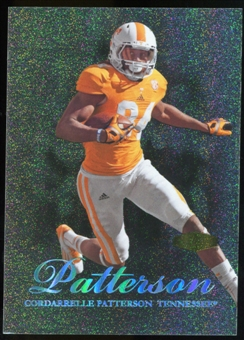 2013 Upper Deck Fleer Retro Flair Showcase Legacy Collection #LC83 Cordarrelle Patterson /150