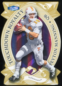 2013 Upper Deck Fleer Retro Ultra Touchdown Royalty #TK16 Peyton Manning