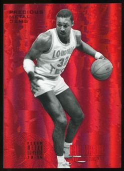 2013/14 Upper Deck Fleer Retro '95-96 Metal Universe Precious Metal Gems Red #233 Karl Malone /150