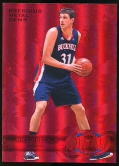 2013/14 Upper Deck Fleer Retro '97-98 Metal Universe Precious Metal Gems Red #273 Mike Muscala /150