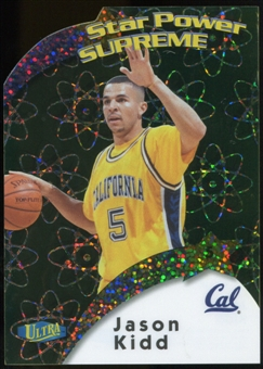 2013/14 Upper Deck Fleer Retro '97-98 Ultra Star Power Supreme #21SPS Jason Kidd
