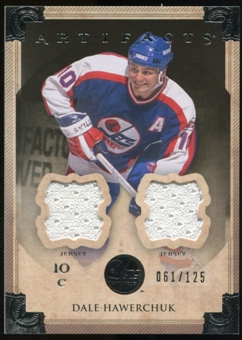 2013-14 Upper Deck Artifacts Jerseys #17 Dale Hawerchuk /125