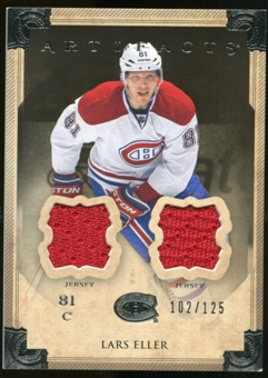 2013-14 Upper Deck Artifacts Jerseys #49 Lars Eller /125