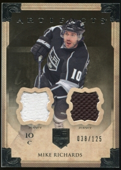 2013-14 Upper Deck Artifacts Jerseys #68 Mike Richards /125
