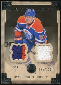 2013-14 Upper Deck Artifacts Jerseys #88 Ryan Nugent-Hopkins /125