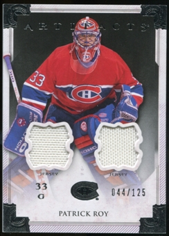2013-14 Upper Deck Artifacts Jerseys #121 Patrick Roy G /125