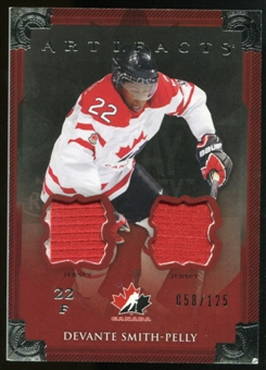 2013-14 Upper Deck Artifacts Jerseys #134 Devante Smith-Pelly TC /125