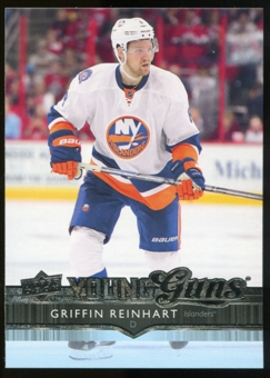 2014/15 Upper Deck #233 Griffin Reinhart YG RC