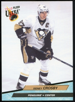 2012/13 Upper Deck Fleer Retro 1992-93 Ultra #9222 Sidney Crosby