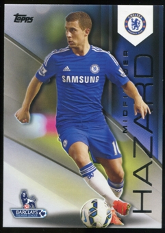 2014/15 Topps English Premier League Gold #30 Eden Hazard