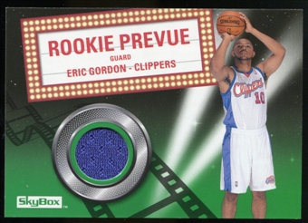 2008/09 Upper Deck SkyBox Rookie Prevue Retail #RPEG Eric Gordon