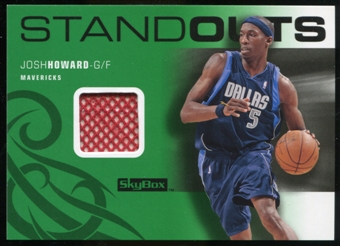 2008/09 Upper Deck SkyBox Standouts Retail #SOJH Josh Howard
