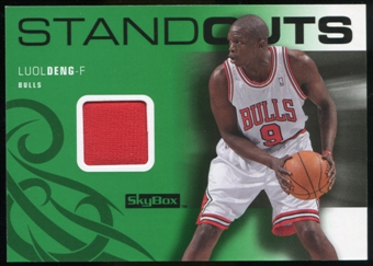2008/09 Upper Deck SkyBox Standouts Retail #SOLD Luol Deng