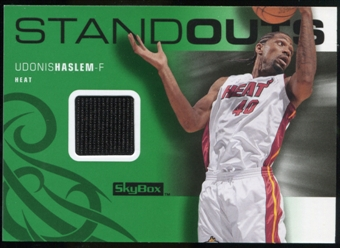 2008/09 Upper Deck SkyBox Standouts Retail #SOUH Udonis Haslem