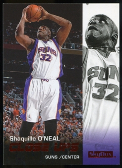 2008/09 Upper Deck SkyBox Ruby #194 Shaquille O'Neal CU /50