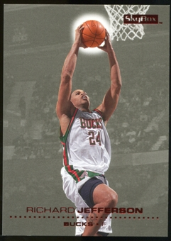 2008/09 Upper Deck SkyBox Ruby #86 Richard Jefferson /50