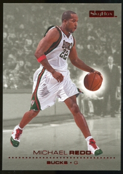 2008/09 Upper Deck SkyBox Ruby #88 Michael Redd /50