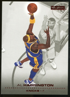 2008/09 Upper Deck SkyBox Ruby #108 Al Harrington /50
