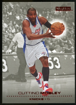 2008/09 Upper Deck SkyBox Ruby #112 Cuttino Mobley /50