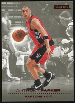 2008/09 Upper Deck SkyBox Ruby #159 Anthony Parker 22/50