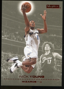 2008/09 Upper Deck SkyBox Ruby #170 Nick Young /50