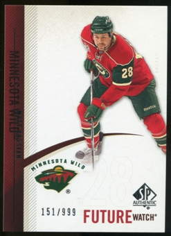 2010/11 Upper Deck SP Authentic #209 Matt Kassian RC /999