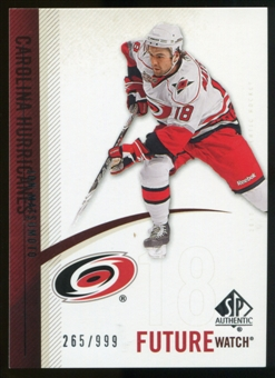 2010/11 Upper Deck SP Authentic #211 Jon Matsumoto RC /999