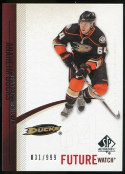 2010/11 Upper Deck SP Authentic #220 Brandon McMillan RC /999