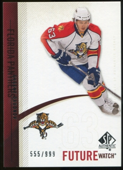 2010/11 Upper Deck SP Authentic #223 Evgeny Dadonov RC /999