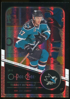 2011/12 Upper Deck O-Pee-Chee Black Rainbow #103 Torrey Mitchell /100