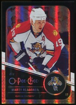 2011/12 Upper Deck O-Pee-Chee Black Rainbow #149 Marty Reasoner /100